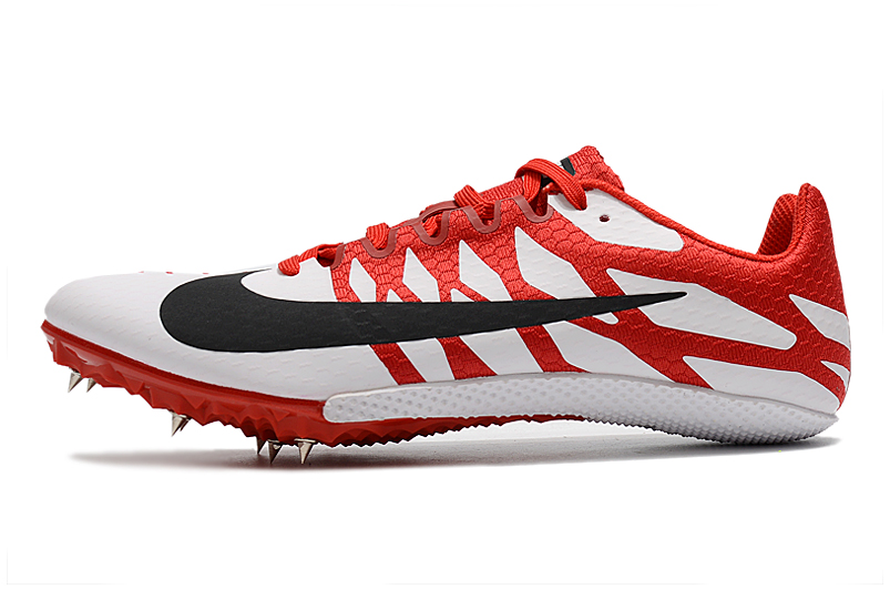 Nike Zoom Rival S9 Red White Left sid