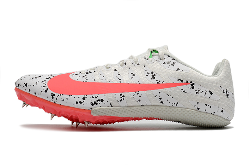 Nike Zoom Rival S9 Red White Outside