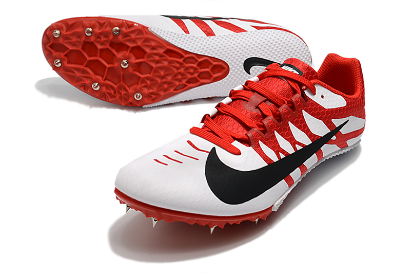 Nike Zoom Rival S9 Red White Upper