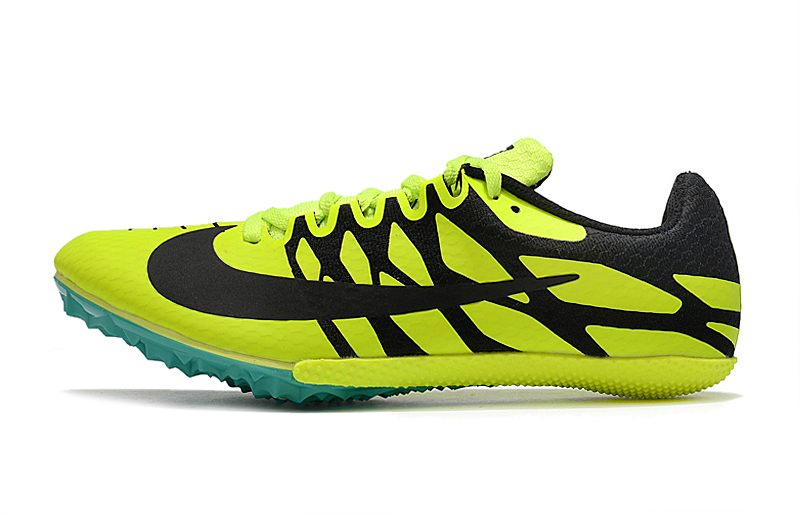 Nike Zoom Rival S9 yellow black side