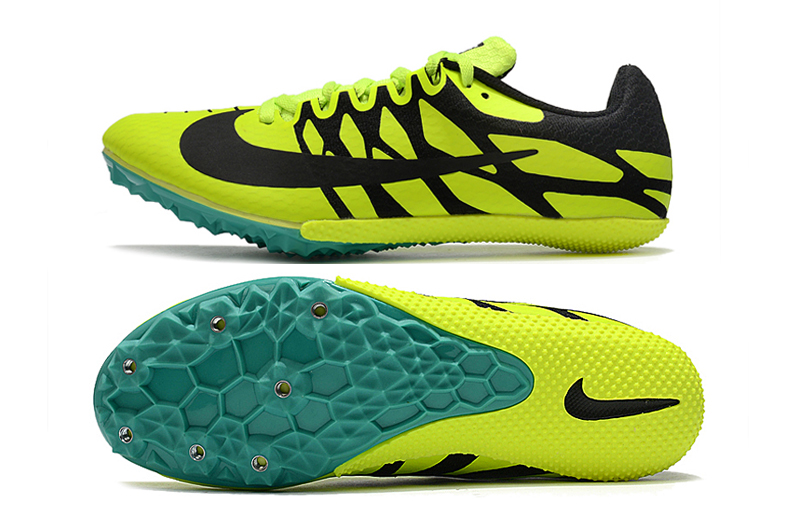 Nike Zoom Rival S9 yellow black sole