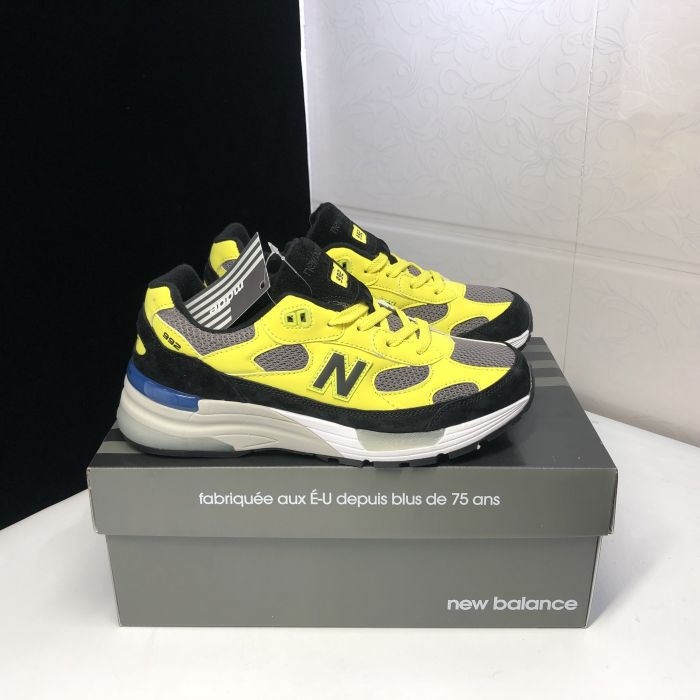 The new New Balance M992FG