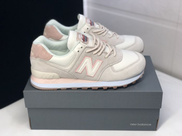 New Balance M574SAY retro casual sports jogging shoes