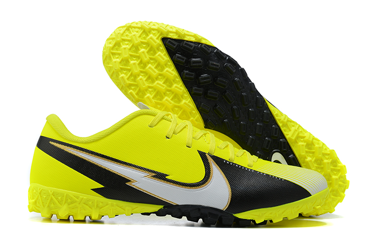 2020 Nike Mercurial Vapor 13 Academy TF Yellow Black Sell