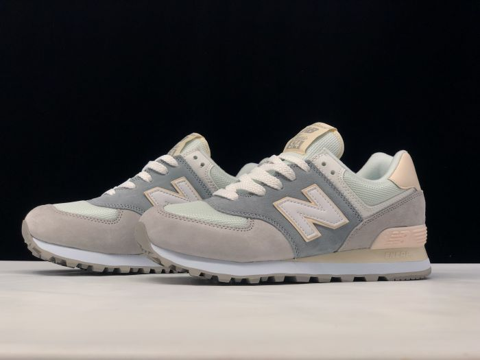 New Balance M574LBR retro fashion sneakers jogging shoes Left sid