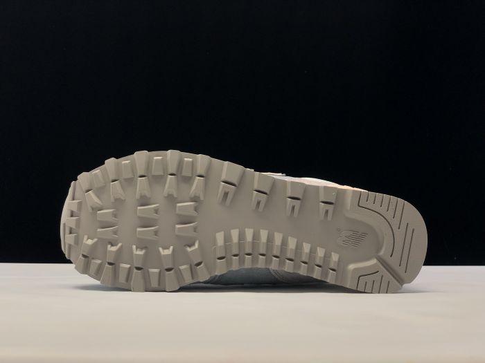 New Balance M574LBR retro fashion sneakers jogging shoes bottom