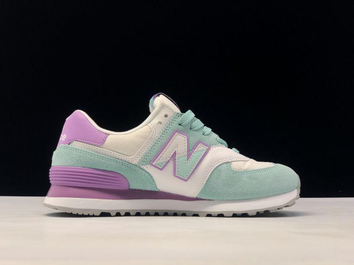 New Balance M574NHB retro fashion sneakers couple shoes Outside