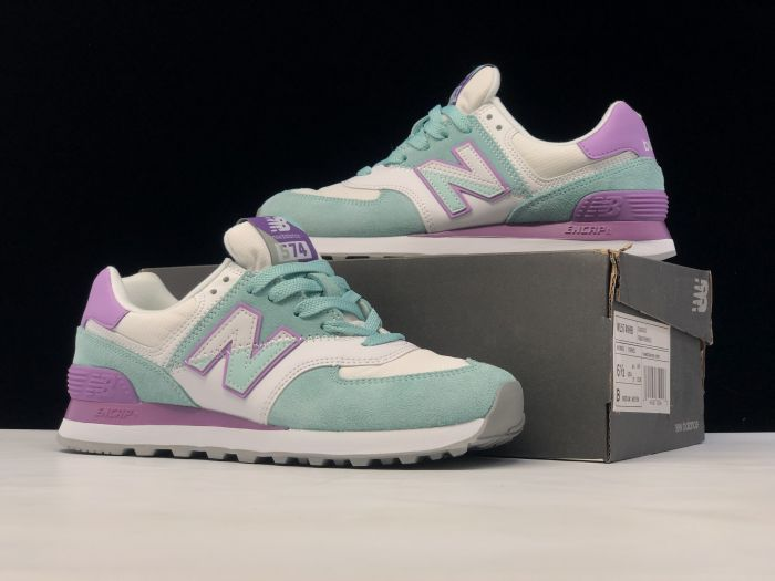 New Balance M574NHB retro fashion sneakers couple shoes right