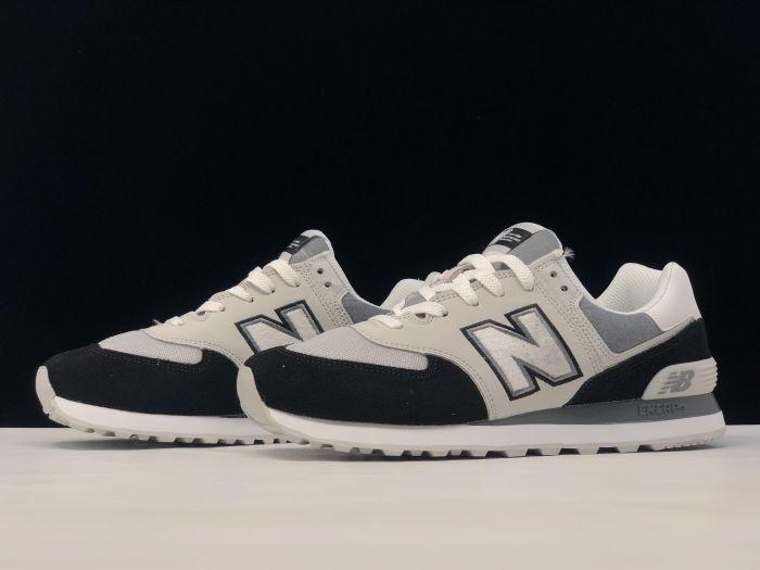 New Balance M574NLC Retro Fashion Sports Shoes Couple Shoes Left sid