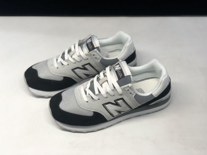 New Balance M574NLC Retro Fashion Sports Shoes Couple Shoes Upper