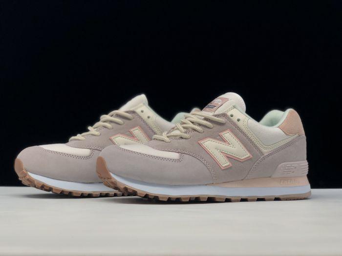 New Balance M574SAX retro fashion sneakers jogging shoes Left sid