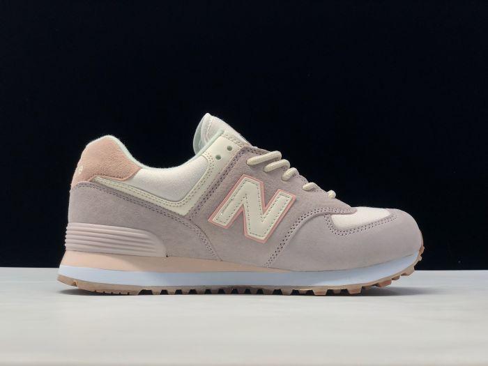 New Balance M574SAX retro fashion sneakers jogging shoes Outside