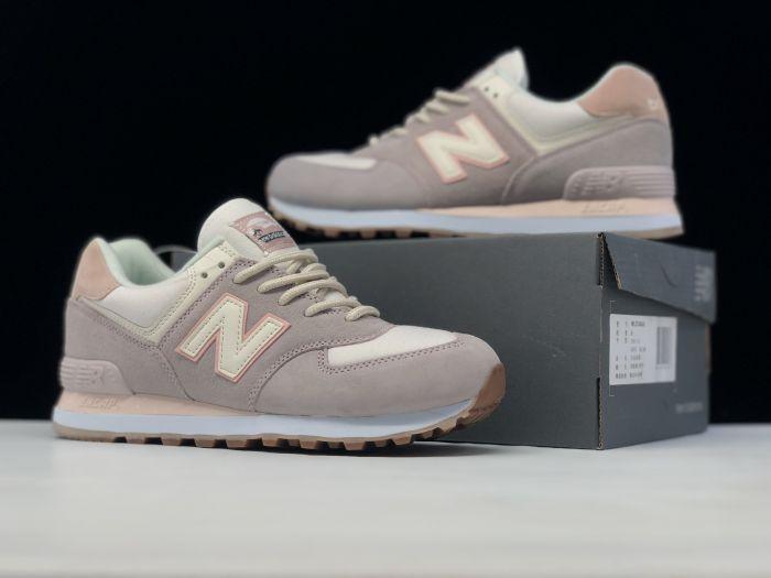 New Balance M574SAX retro fashion sneakers jogging shoes right