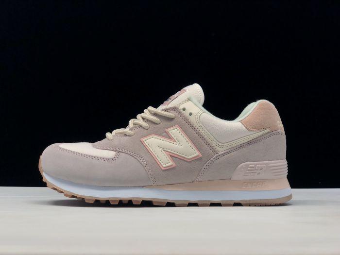 New Balance M574SAX retro fashion sneakers jogging shoes side