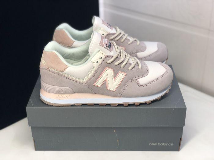 New Balance M574SAX retro fashion sneakers jogging shoes