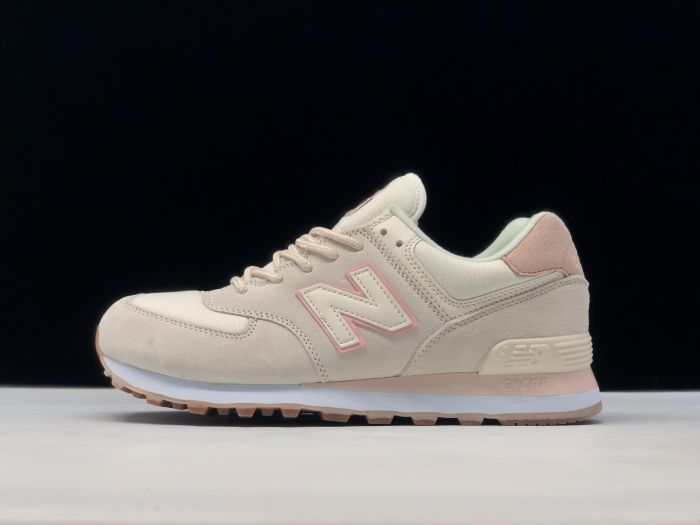 New Balance M574SAY retro casual sports jogging shoes Outside
