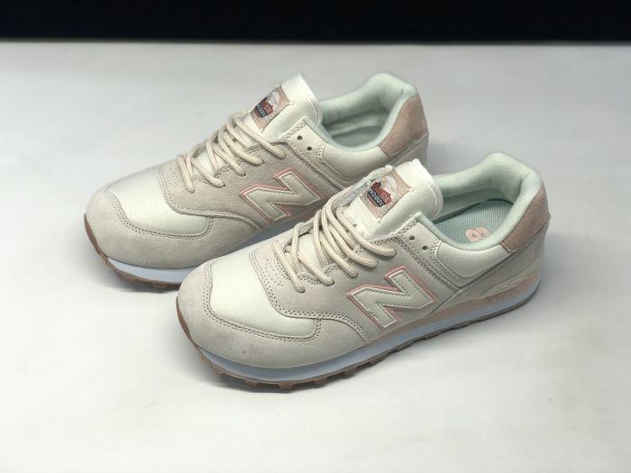 New Balance M574SAY retro casual sports jogging shoes Upper