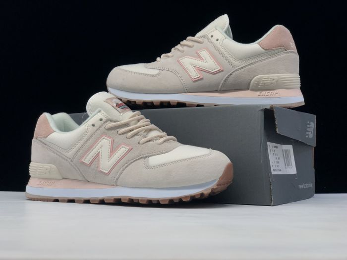 New Balance M574SAY retro casual sports jogging shoes right