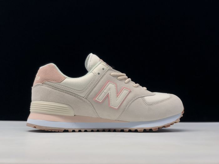 New Balance M574SAY retro casual sports jogging shoes side