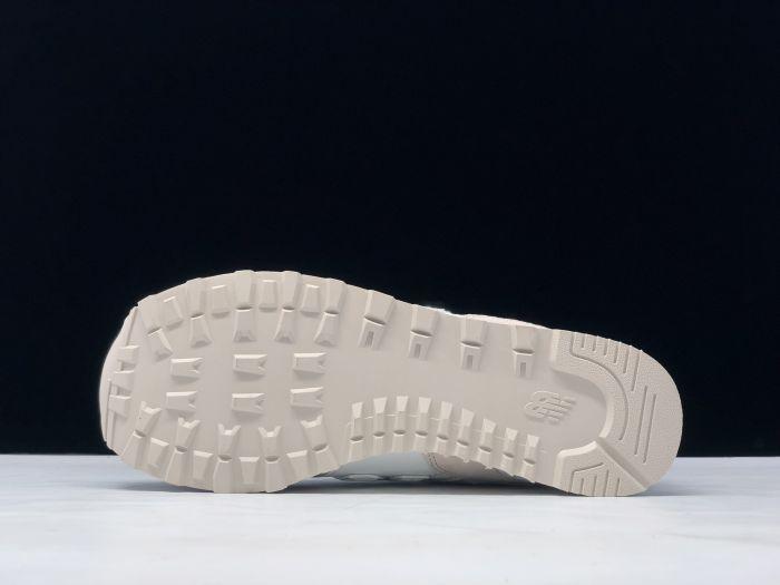 New Balance M574SCE light blue gray retro fashion sneakers couple shoes sole