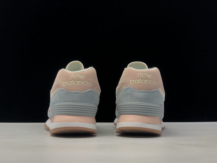 New Balance M574SUO retro fashion sneakers after hee