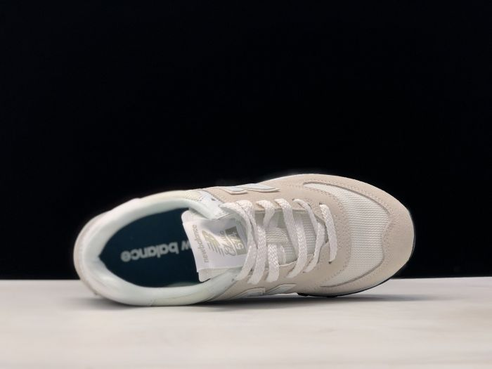 New Balance ML574EGW retro casual sports jogging shoes inside of
