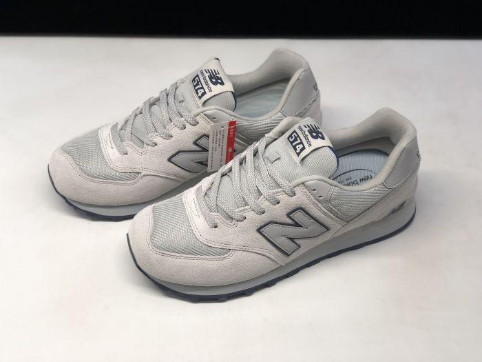 New Balance ML574JFH retro casual sports jogging shoes Upper