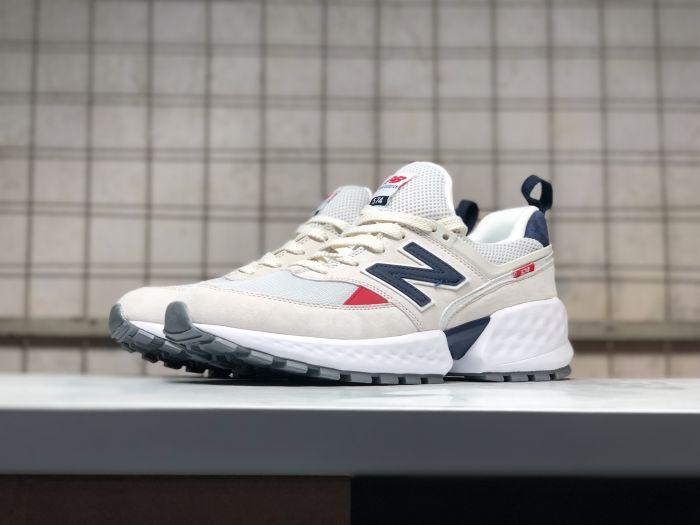New Balance NB 574GNC couple shoes jogging shoes Left sid