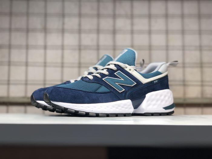 New Balance NB 574V3VE couple shoes jogging shoes Left sid