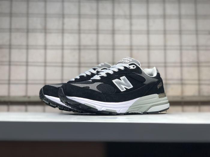 New Balance NB 993BK couple shoes jogging shoes Left sid