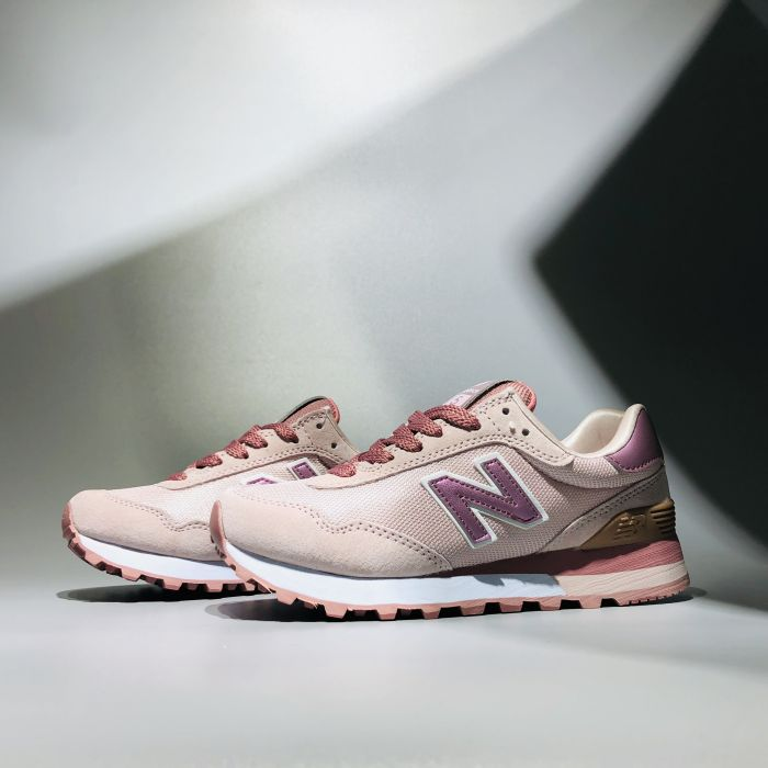 New Balance WL515CSC casual shoes women's shoes Left sid