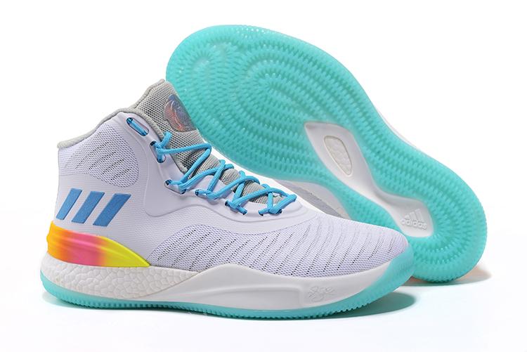 adidas-D-Rose-8-Christmas-White-Moonlight-Blue-Mens-Basketball-Shoes-4