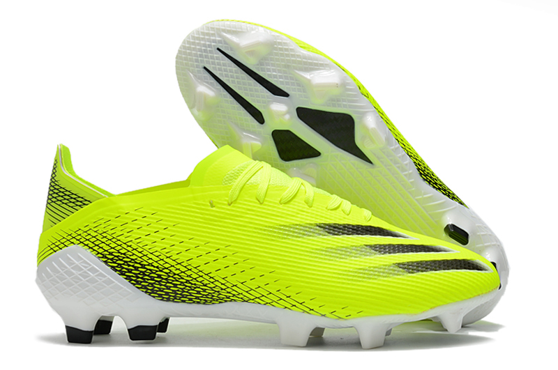 adidas X Ghosted .1 FG Yellow Black Football Boots Free Shipping shop