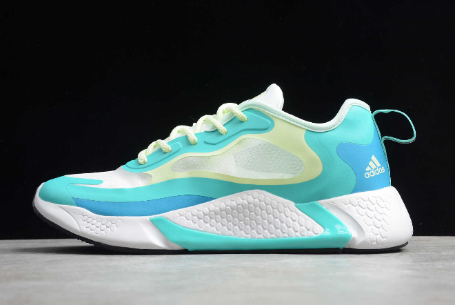 2020-adidas-Alphabounce-Beyond-M-Green-Volt-White-CG5571-For-Sale