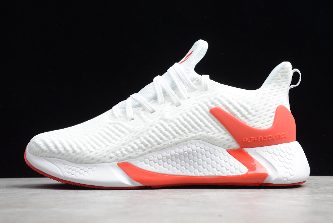 2020-adidas-Alphabounce-Beyond-M-White-Red-CG5590-For-Sale