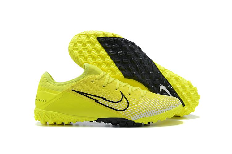 Nike Vapor 13 Pro TF yellow and black football boots buy