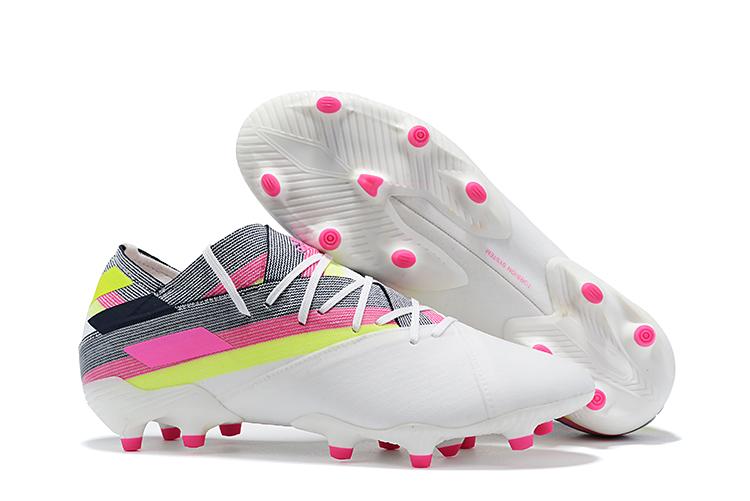 adidas Nemeziz 19 + Polarize Pack white rainbow color Sell