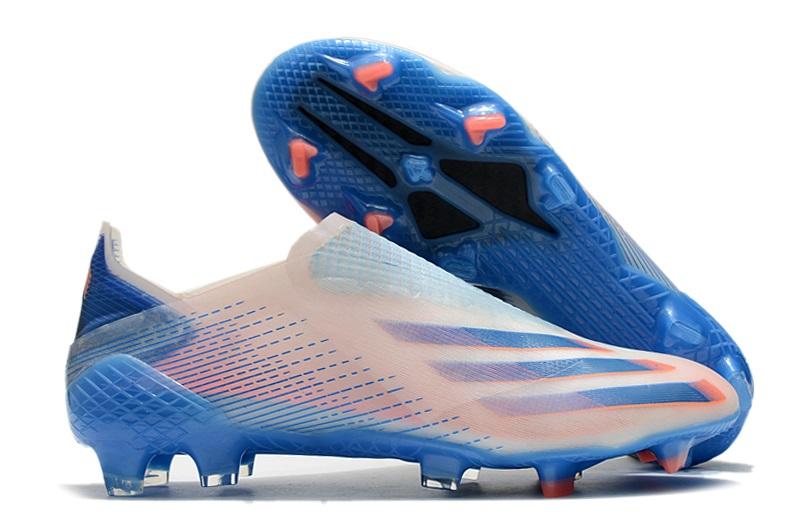 2021 Adidas X series knitted high-end FG football shoes Adidas X ...