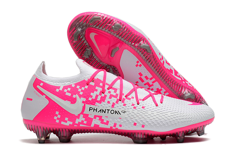 2021 Nike Phantom GT Elite FG pink white football boots buy