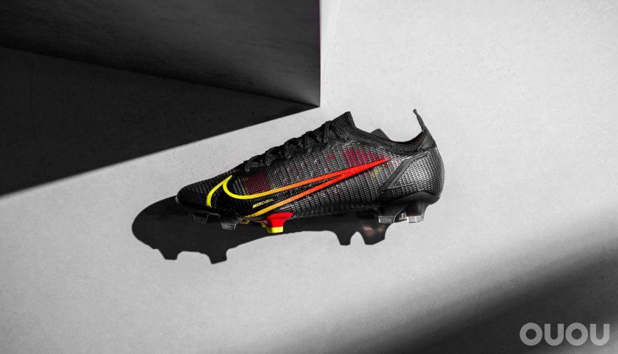 New Nike Mercury Vapor XIV Elite FG black and yellow football boots Sell