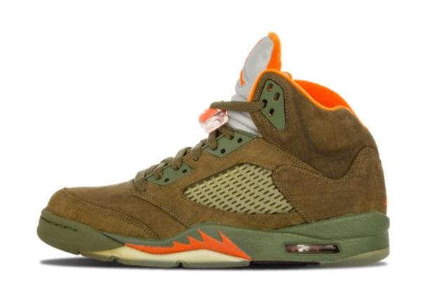 air-jordan-5-retro-ls-olive-for-wholesale-314259-381