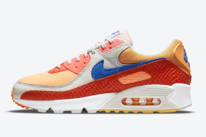 fashion-nike-air-max-90-snakeskin-running-shoes-dj8517-800