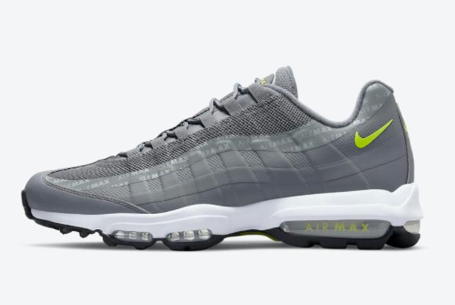 The latest Nike Air Max 95 Ultra