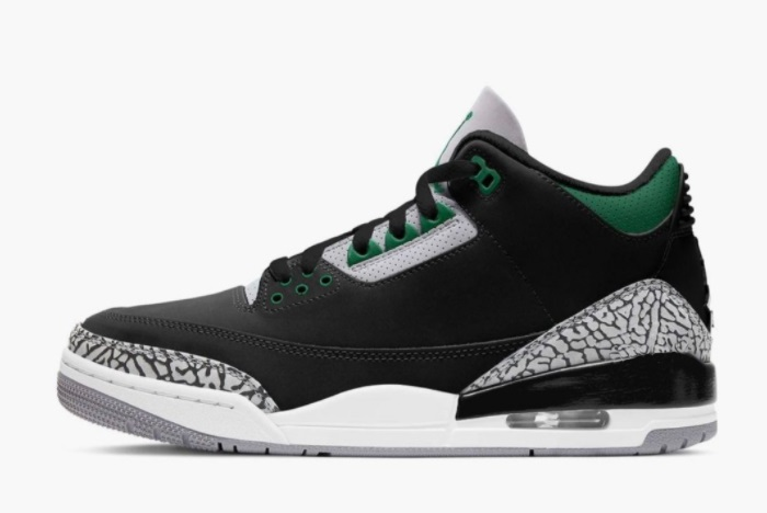 new-arrive-air-jordan-3-pine-green-outlet-sale