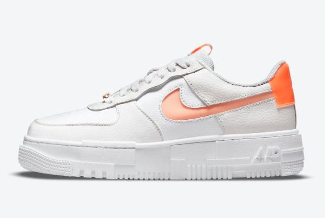 new-sale-womens-nike-air-force-1-pixel-white-orange-dm3036-100