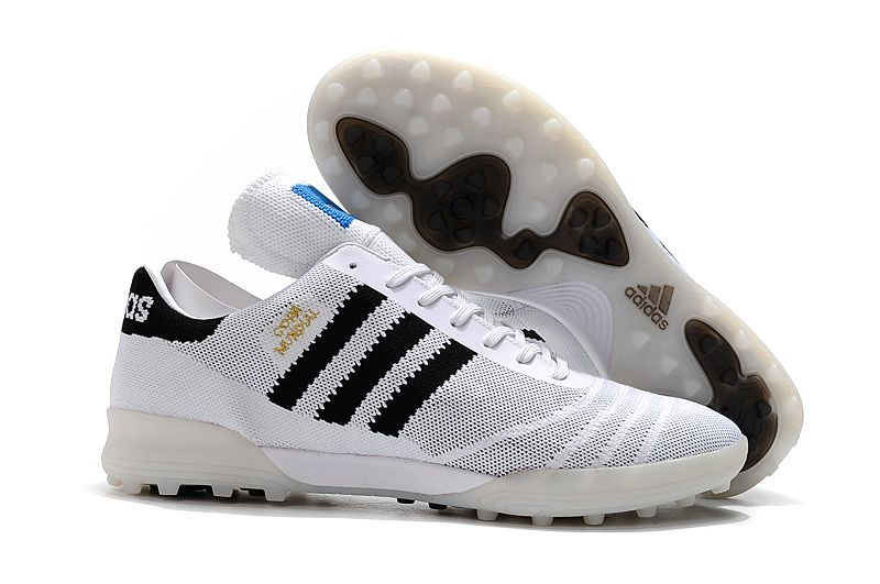 Adidas COPA 70Y TF black and white football boots