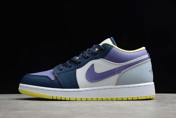 new-arrival-air-jordan-1-low-purple-white-navy-dj4342-400