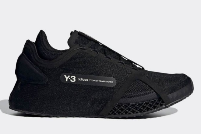2021-adidas-Y-3-Runner-4D-IO-Black-Core-White-FZ4502-For-Sale