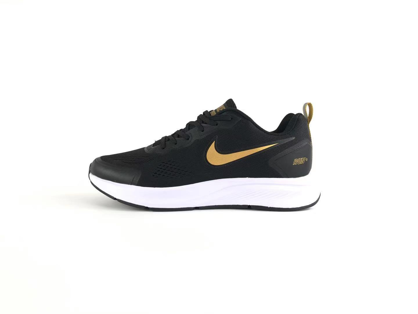 NIKE AIR ZOOM 27 generation jacquard breathable running shoes Left