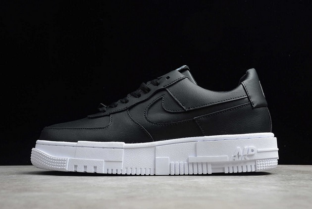 hot-sale-nike-air-force-1-pixel-black-white-ck6649-001